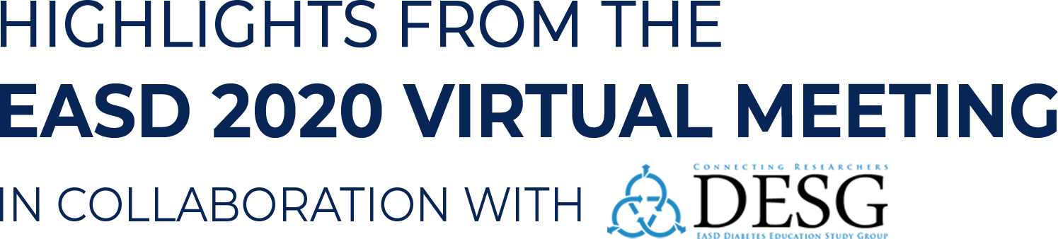 highlights from the EASD 2020 ViRTUAL MEETING